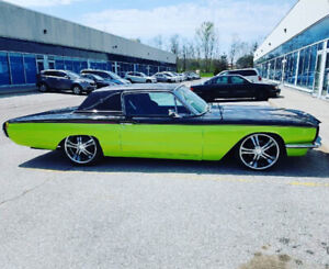 1966 Ford Thunderbird Coupe (2 door)