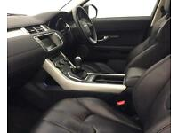 LAND ROVER R/R EVOQUE 2.0 TD4 SE TECH HSE DYNAMIC 4WDLUX 2WDFROM £109 PER WEEK!