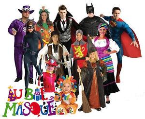 **** Tout pour votre costume d'Halloween!!! ****