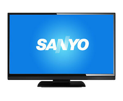"Sanyo 32"" DP32D13 720P 60Hz 3,000: 1 Contrast LED LCD HDTV TV FREE S&H"