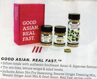 Kitchen Asian, Japanese  Seasonings New In Box, Valentine
