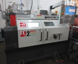 Haas, TL2, 2016 & 2017, like New ! CNC Lathes