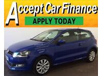 Volkswagen Polo 1.6TDI ( 90ps ) FROM £36 PER WEEK!