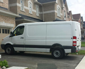 2011 Mercedes-Benz Sprinter Van 2500 For Sale - Good Condition