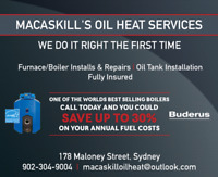 MACASKILLS OIL HEAT SERVICES