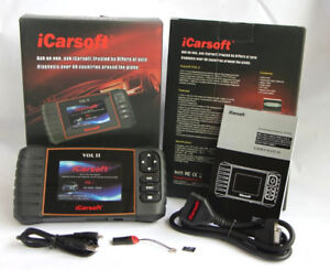 Professional Multi-system Volvo Scan Tool Vol II from iCarsoft