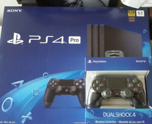 PS4 PRO! NEW +one controller NEW! + 1 GAME
