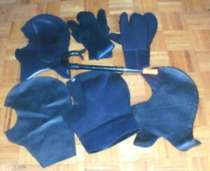 Collection of Scuba Accessories
