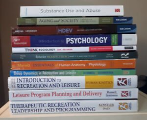 Textbooks - Therapeutic Recreation/Social Services