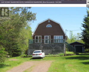 House for Sale in Cambridge-Narrows, N.B.