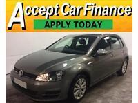 Volkswagen Golf 1.6TDI ( 105ps ) ( s/s ) 2013MY SE FROM £46 PER WEEK!