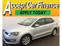 Volkswagen Polo 1.4 ( 85ps ) DSG 2013.5MY Match Edition