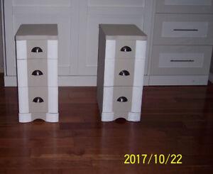 Bedside Tables or end tables