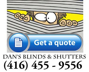 Dan's Blinds & Shutters - Get A Quote