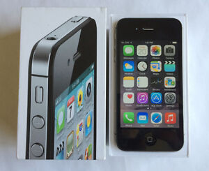 Apple iPhone 4S 64GB FACTORY UNLOCKED New 10/10 Condition