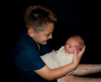 Newborn and Children Photography Sessions