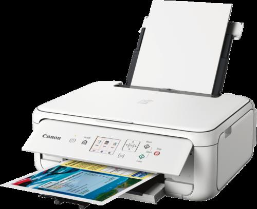 Canon PIXMA TS5151 Farbdrucker 3 in 1 Drucken Scannen Kopieren USB WLAN Neu OVP