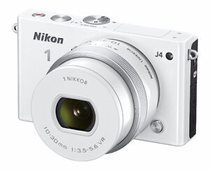 Nikon 1 J4 Digital Camera with 1 NIKKOR 10-30mm - BRAND NEW