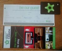 Extended Stay Canada - One Night Gift Certificate