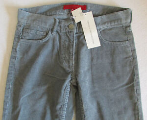 FCUK Grey Jeans Cords - Size 2 - NEW (Aylmer)