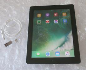 iPad 4 32gb wifi iOS 10