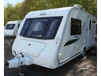 Elddis Odyssey 462 2010 2 Berth Caravan + Motor Mover + 3 Months Warranty Includ