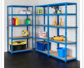 Garage / Office Shelves X 4