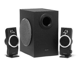 Creative Inspire T3100 speaker system Kitchener / Waterloo Kitchener Area image 1