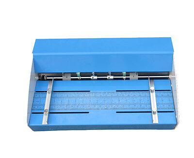 18 460mm Electric Creasing Machine Paper Creaser Cutter 220v