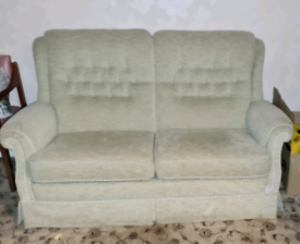Two seater sofa - £65 - Collection by the end of the week