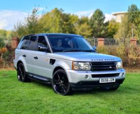 Range Rover Sport HSE 2.7 diesel 190BHP AUTO