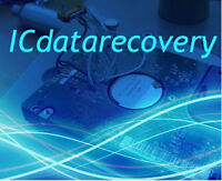 Service of data recovery (hardware/software) Mac/PC