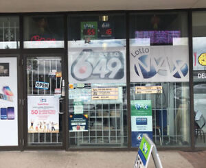 Sheppard/Midland Convenience Store For Sale--Urgent $25000