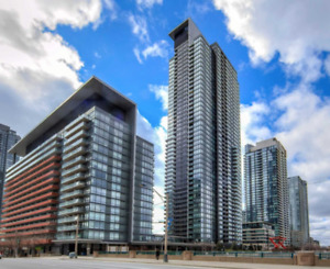 Downtown Toronto 1 Bedroom Condos Starting at $1900/month