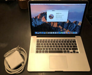 "MINT 15"" MacBook Pro Retina Mid 2014 Quad i7 2.8GHz/16GB/512SSD"