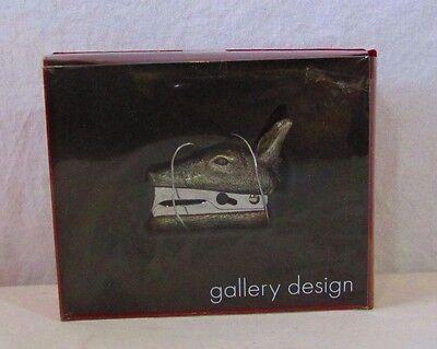 Donkey Head (Gallery Design Horse/ Donkey Head Staple Remover)