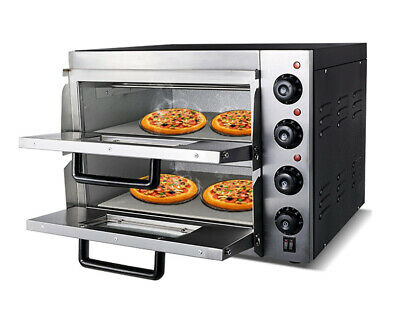220V/3KW Commercial Electric Baking Oven Pizza Cake Bread Roasted Oven for sale  Shipping to Nigeria