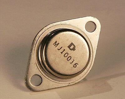 Mj10016 Npn Power Darlington Transistor - 3 Pieces