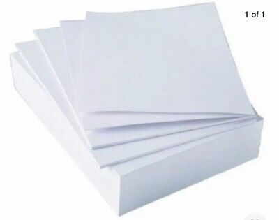 Multipurpose Paper Copy Paper 8.5 X 14 Legal Size 20lb 92 Bright 500 Shts