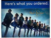 River Dance tickets