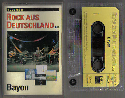 BAYON - ROCK AUS DEUTSCHLAND (OST) VOLUME 18 / DSB 1992 - UNGESPIELT (FOLIE WURD