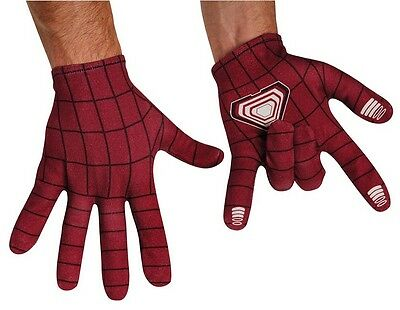 Amazing Spider-Man 2 Movie Gloves Fancy Dress Halloween - Amazing Spider Man Handschuhe