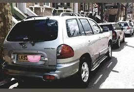 Hyundai 4x4 Diesel Automatic