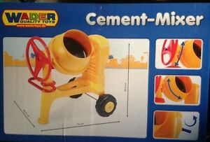 Pretend play cement mixer Moe Latrobe Valley Preview