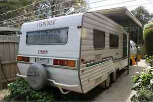 1997 Pedigree Caravan Elite Bittern Mornington Peninsula Preview