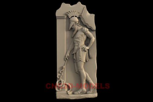 3D Model for CNC Router STL File Artcam Aspire Vcarve Wood Carving.IS262