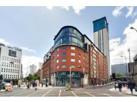 Parking in underground carpark - close to New Street Station/Birmingham City Centre - Orion Building