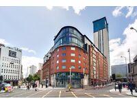 Birmingham City Centre Car Park Secured Underground Orion Building
