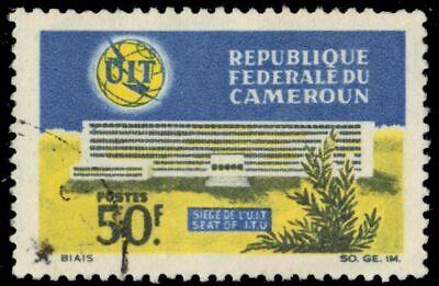 CAMEROUN 440 - Opening of the ITU Headquarters (pb10518)