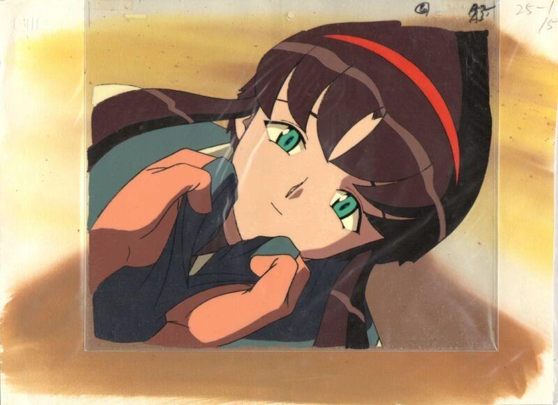 Anime Cel Tenchi #200